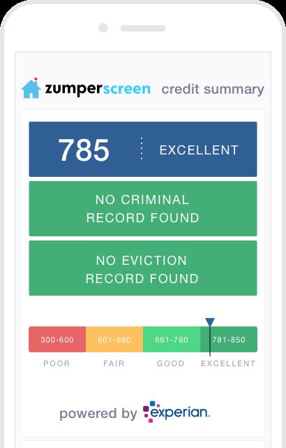 Zumper Pro: free rental property management software